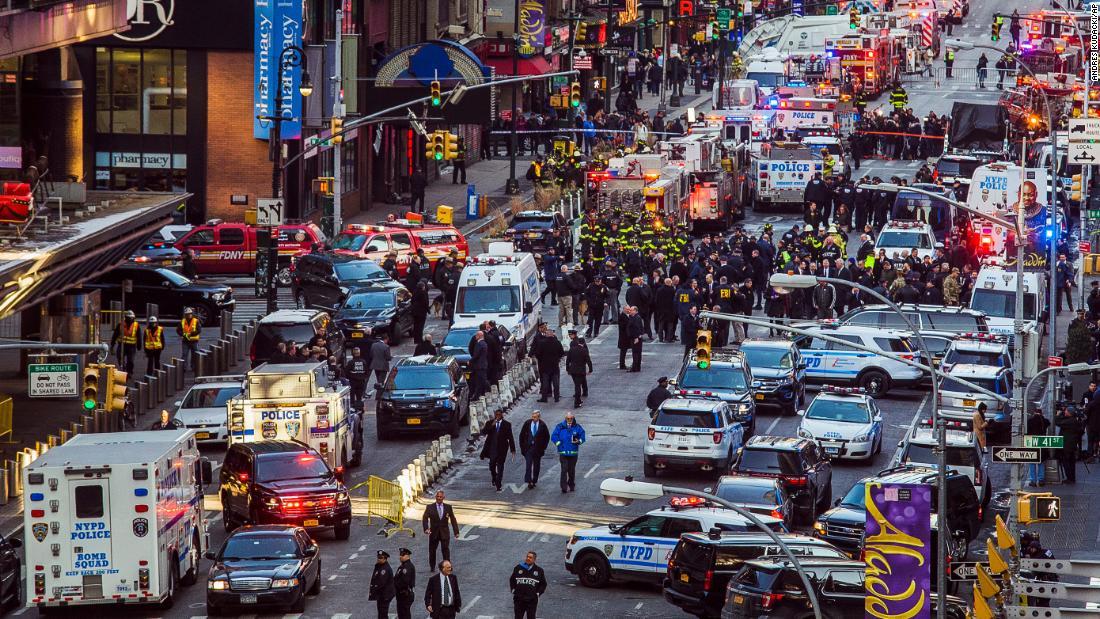 Trump team immigration push undercut by NY attack facts, critics say