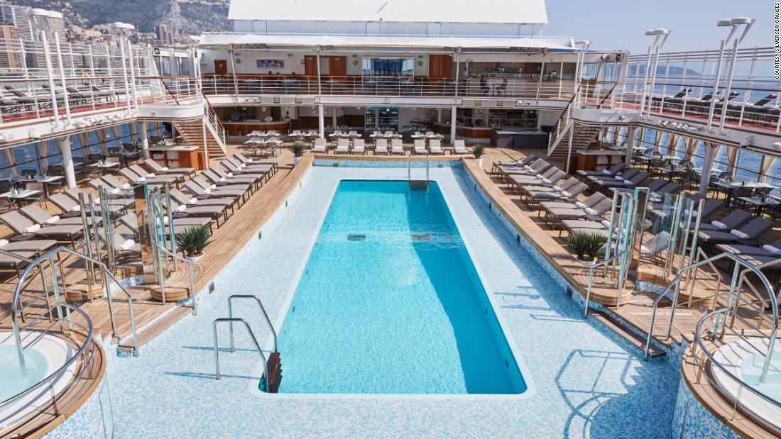 Best cruise ships of the year