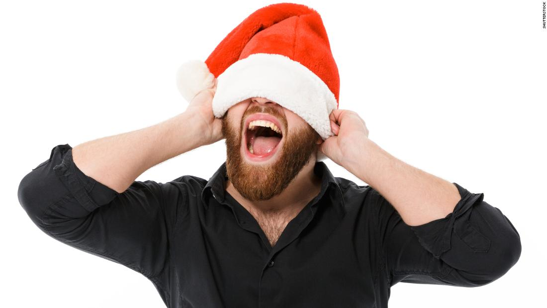 Does Christmas music turn you into the Grinch?