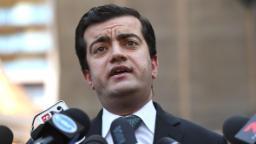 Australian senator resigns over Chinese influence allegations
