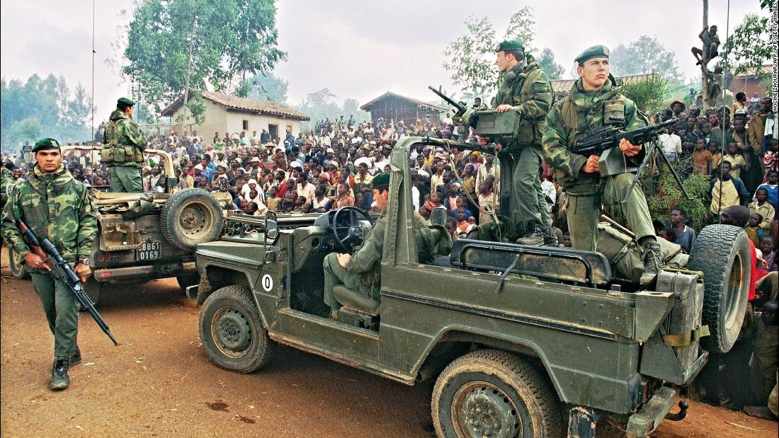 French accused of aiding 1994 genocide