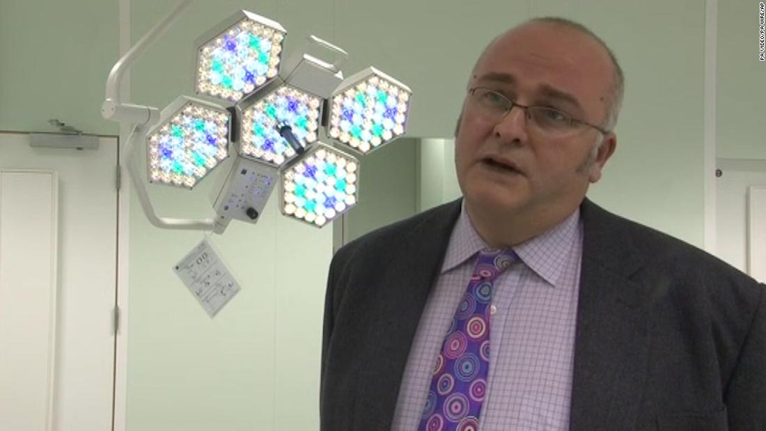 Surgeon admits branding patients' livers