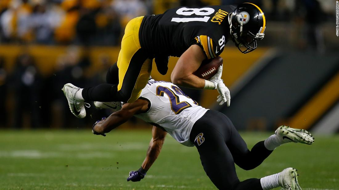 'Sunday Night Football' takes a big hit as NFL ratings struggle