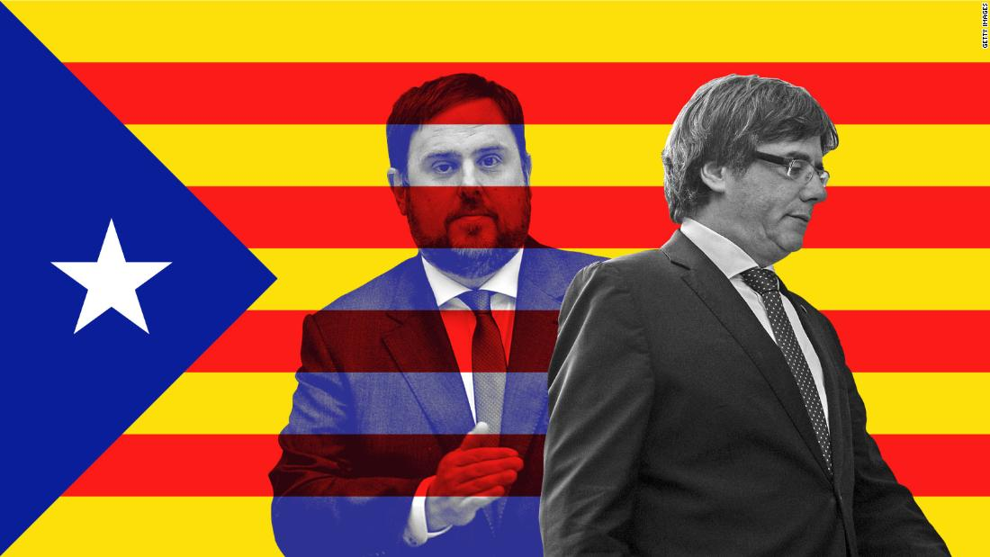 'Like the Civil War without the bombs': Catalonia's messy vote