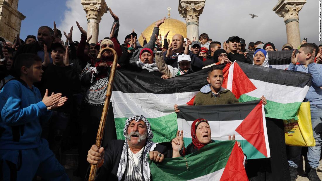 Trump's Jerusalem move: Demonstrations in Jerusalem, West Bank and Jordan as anger reignites