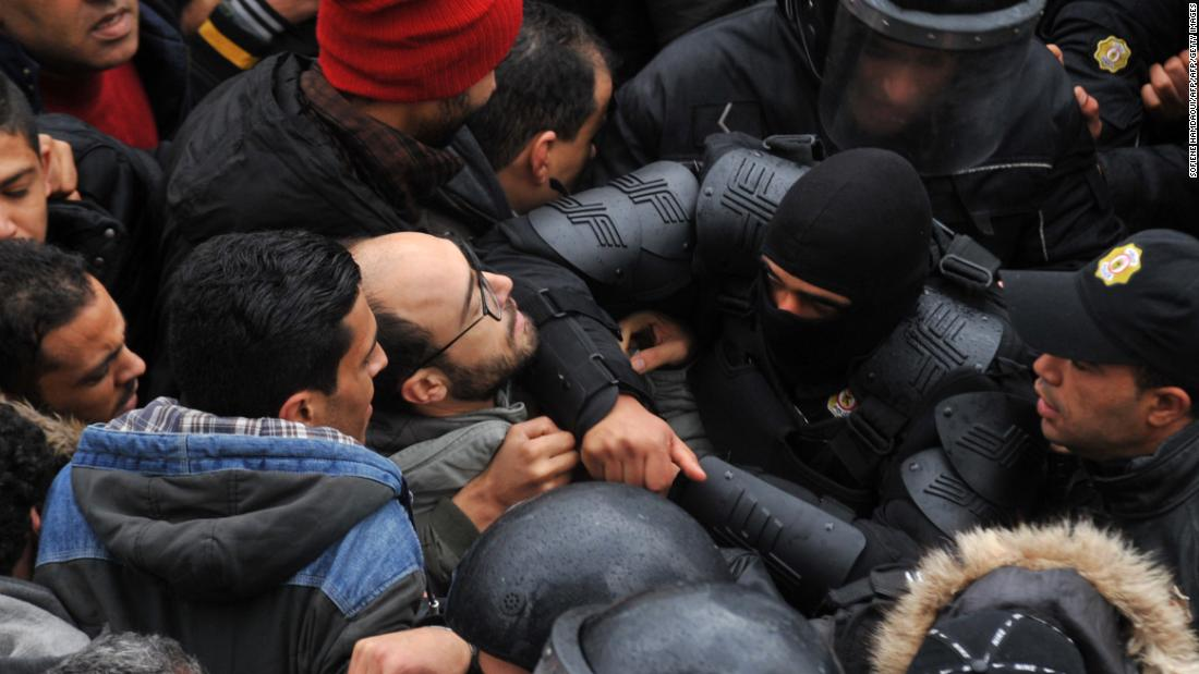 Tunisia plans reforms in wake of protests