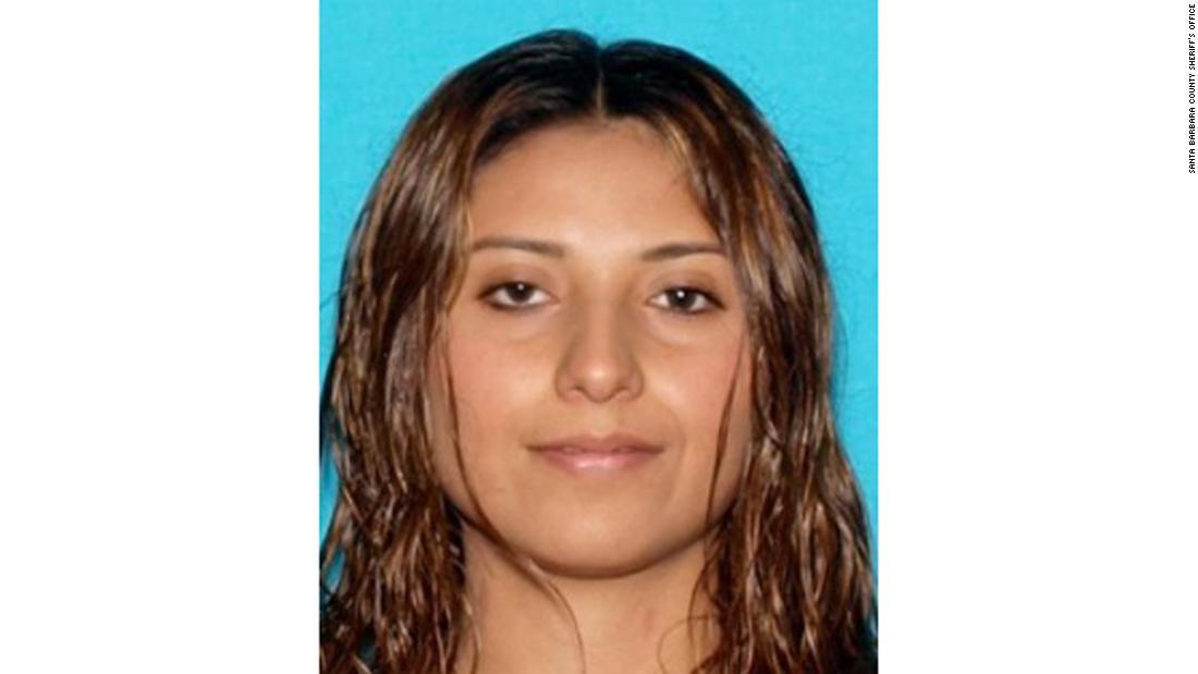 Missing woman found dead in California mudslide