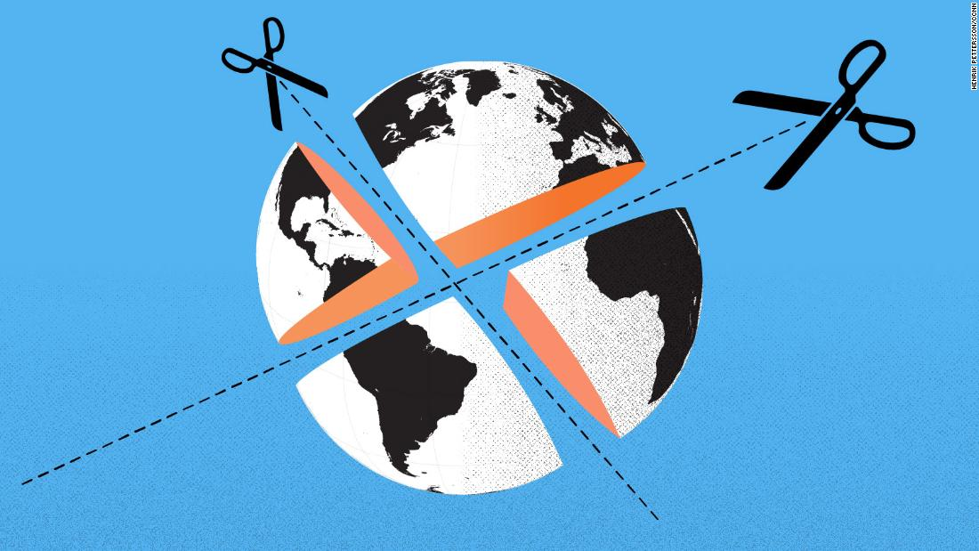 5 ways the world is pulling apart