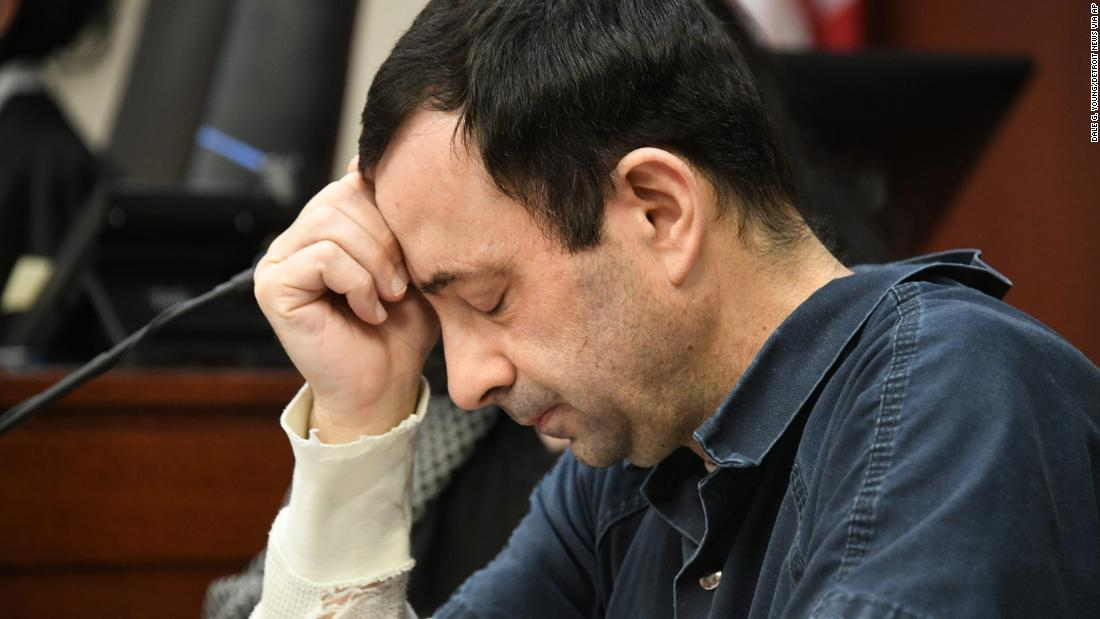 How Larry Nassar got away with it for so long