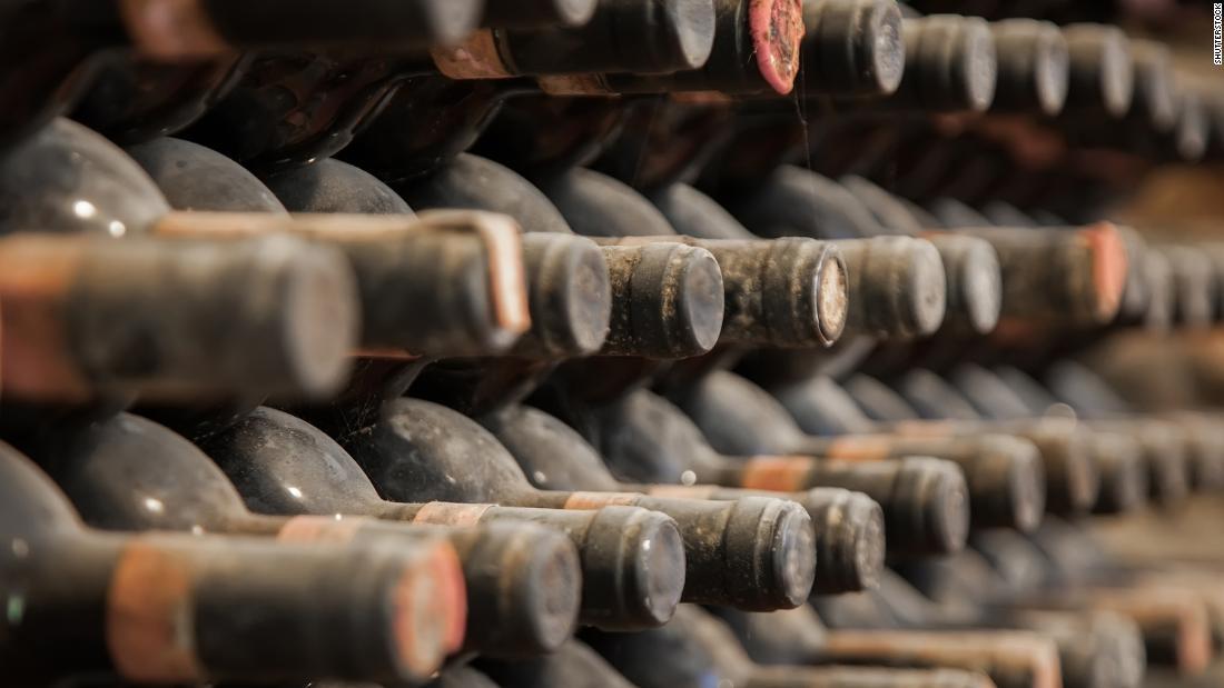 $1.2M worth of wine stolen from Goldman exec