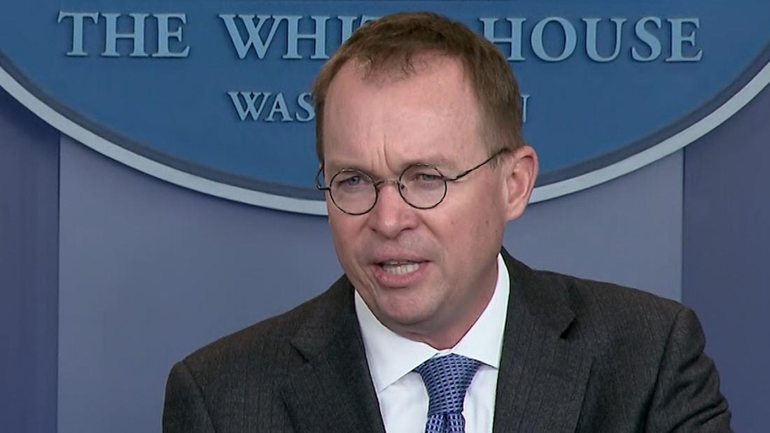 WH: We're preparing for 'Schumer shutdown'