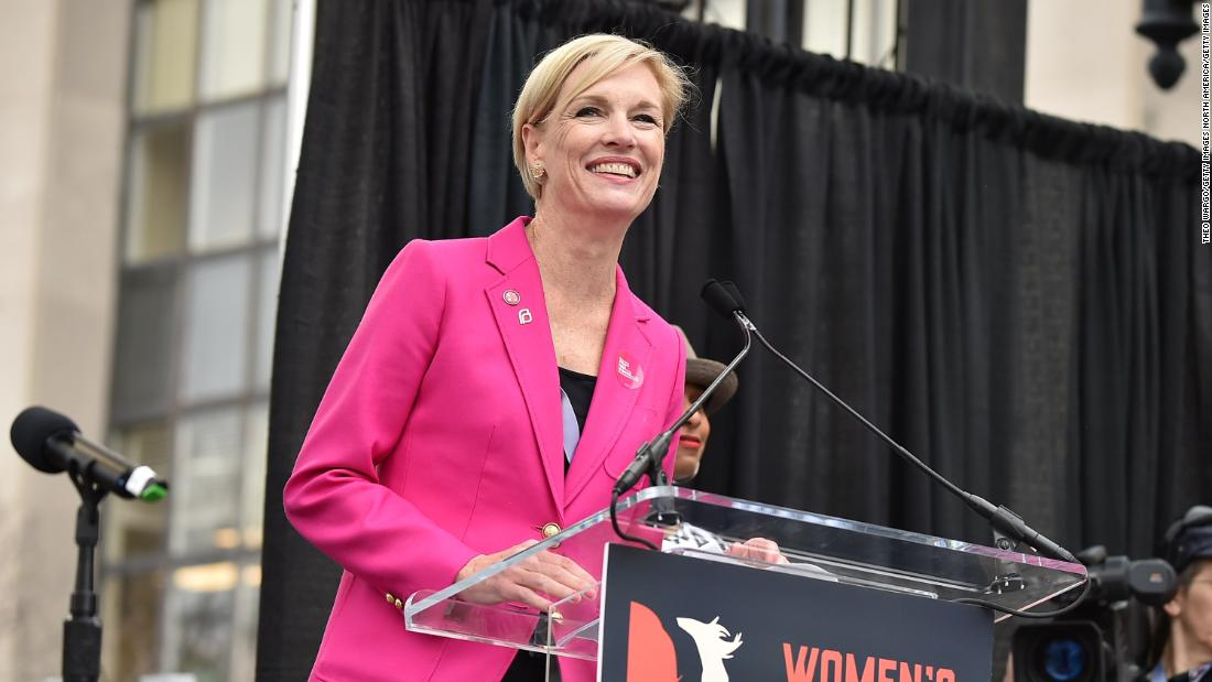 Planned Parenthood leader: Women are America's unstoppable force