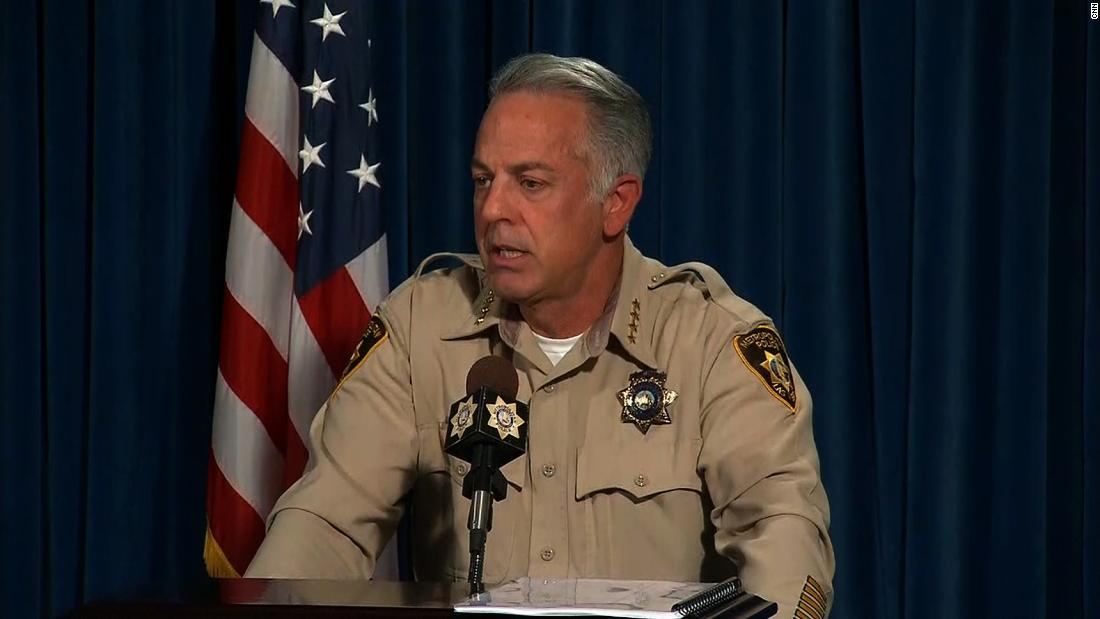 New person of interest in Vegas shooting