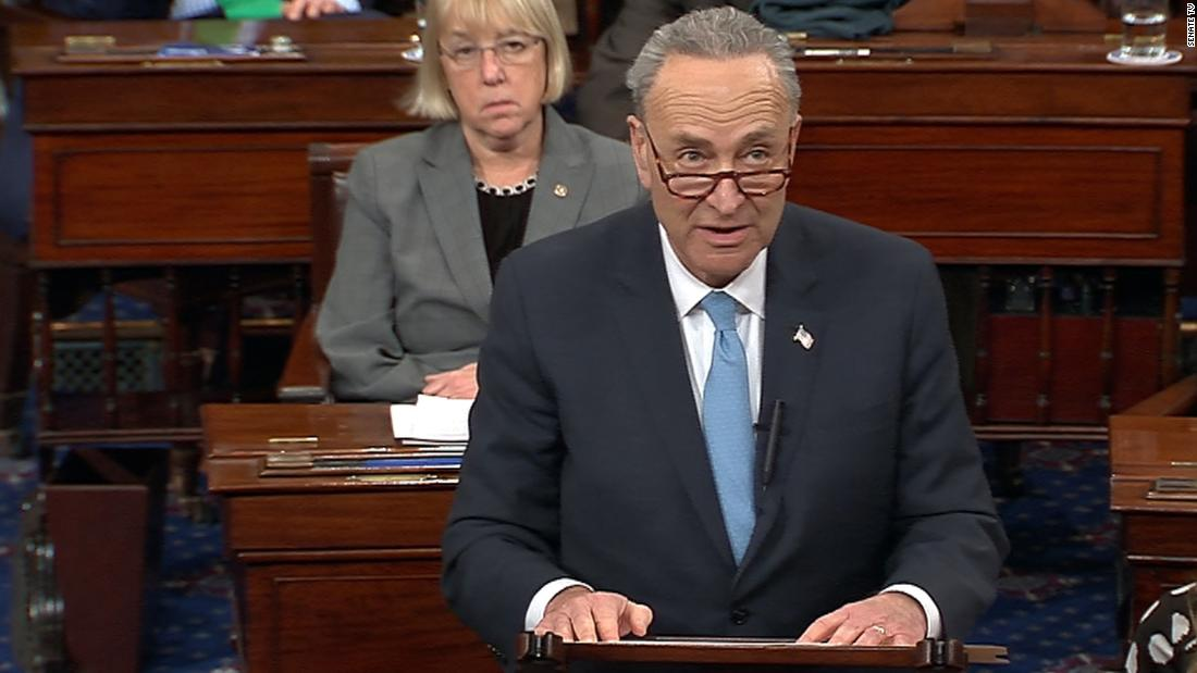 Clock strikes midnight as Democrats and Republicans can't agree on a spending bill