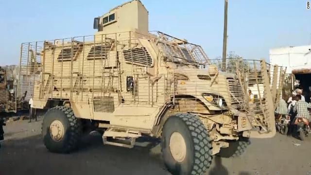 US arms sold to Saudi Arabia and UAE end up in wrong hands