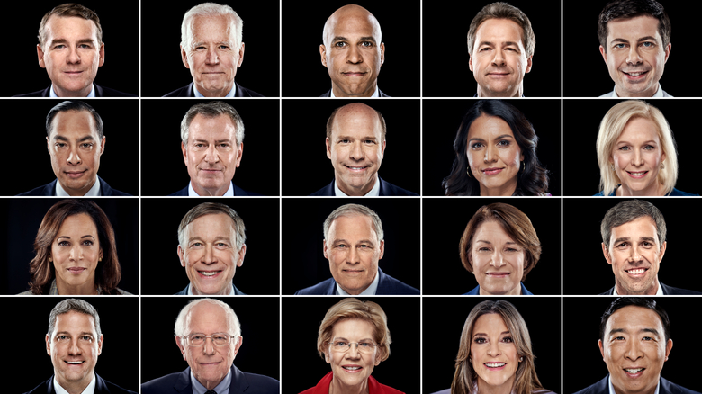 20 things you didn't know about the Democratic candidates debating this week
