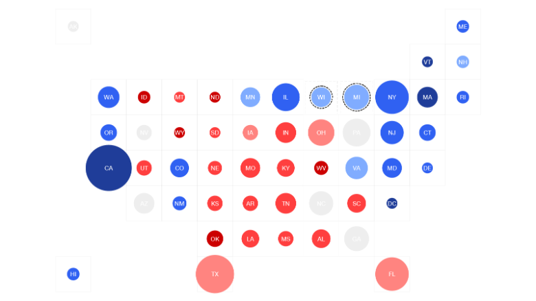 Biden's win was more decisive than you think
