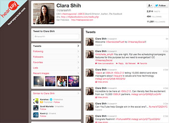 Clara Shih