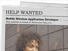 Help Wanted: Google