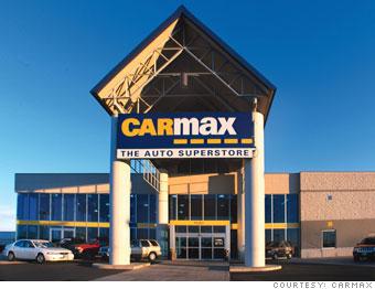 Carmax Locations