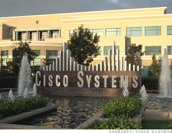 100 Best Companies to Work For 2008: Cisco Systems snapshot | FORTUNE