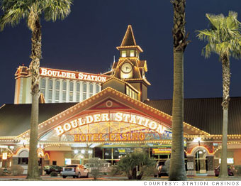 Station Casinos bondholders want permission to sue