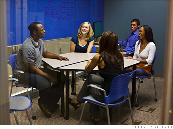 100 Best Companies To Work For 2010 Usaa From Fortune