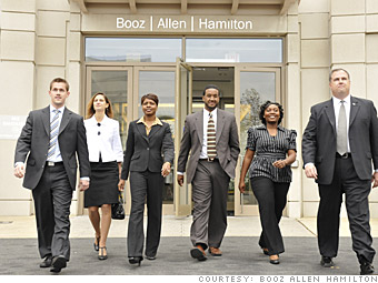 Booz Allen Hamilton