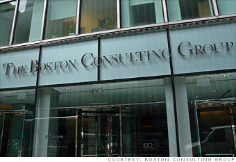 100 Best Companies to Work For 2011: Boston Consulting Group ...