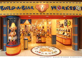 Build A Bear Manhattan Beach