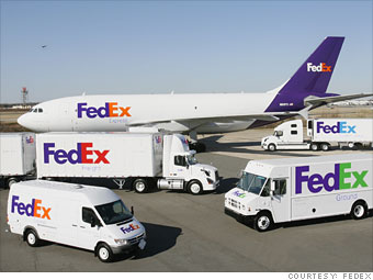 FedEx Corporation