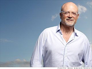Mickey Drexler doubles down