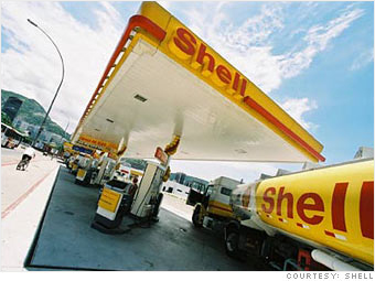 Global 500 2008: Royal Dutch Shell - RDS.