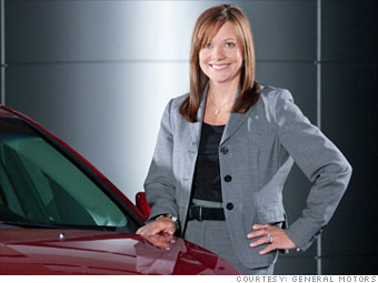 Mary Barra