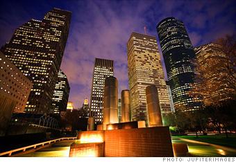 Houston-Sugar Land-Baytown