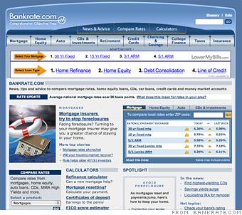 9. Bankrate Inc.