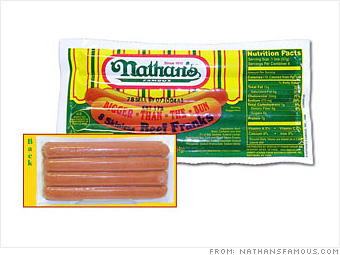 72. Nathan's Famous