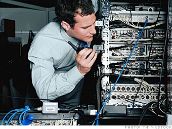 Information Technology Network Engineer