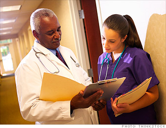 best jobs, working parents, physician assistant