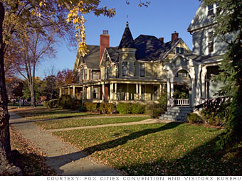 Wi cities for Home builders appleton wi