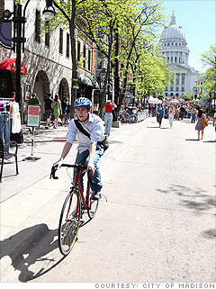 100 rank 95 population 233000 compare madison to top 10 best places