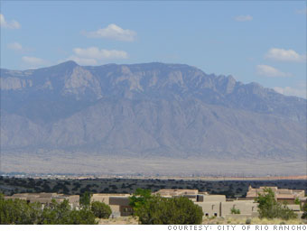 Best Places to Live 2010 - Top 100: City details: Rio Rancho, NMrio rancho city