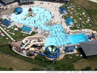 Aquatic Bellevue Aquatic Center