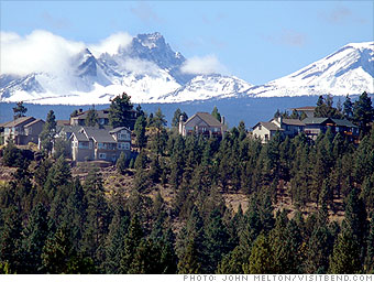 Bend Oregon Charter Flights