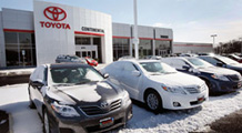 Toyota's troubles