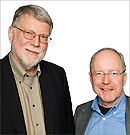 John Hagel III and John Seely Brown