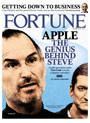 The genius behind Steve Jobs