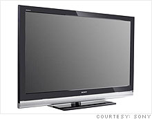 sony bravia tv 2008. in the other corner: sony\u0027s 52-inch bravia kdl-52w411, for $3,000. sony tv 2008 s