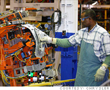The decision to shut down production at Chrysler plants for the next 30 to 60 days will have widespread effects across the industry, according to experts.