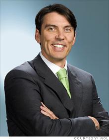 AOL chief executive Tim Armstrong.